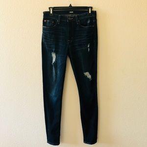 Almost New Hudson High Waist Barbara Jeans